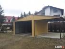 Garaż z zadaszeniem bocznym - Altanka lub inna konstrukcja . Opole