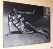 Salvador Dali Obraz ręcznie grawerowany na blasze... - 2