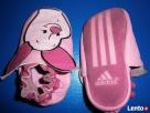 Skórzane buciki adidasa prosiaczki disney