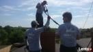 Szlamowanie kominów uszczelnianie naprawa komina kominy - 8