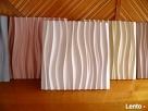 Panele Ścienne 3D Dekoracyjne, Ozdobne, Gipsowe - PRODUCENT - 4