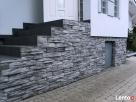 Kamień Dekoracyjny Ozdobny Naturalny Panel 3D Cegła z Fugą - 8