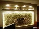 Panele 3D, Kamienie i Płytki Dekoracyjne, Cegły z Fugą Skała - 2