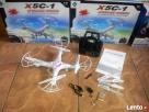 Dron z kamerą Quadrocopter X5c karta pamieci 4gb - 5