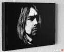 Kurt Cobain - Obraz ręcznie grawerowany na blasze... - 2