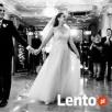 Przygotowanie do pierwszego tańca młodej pary