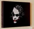 Joker - Obraz na blasze... grawerka - 3