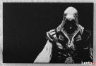 Assassins Creed - Obraz ręcznie grawerowany na blasze... - 1