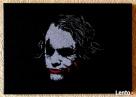 Joker - Obraz na blasze... grawerka - 1