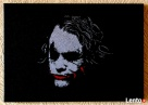 Joker - Obraz na blasze... grawerka Sandomierz