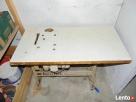 Stół do maszyny szyjącej (owerloka)