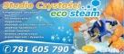 Studio Czystości ECO STEAM/pranie tapicerki dywanów Ośno Lubuskie