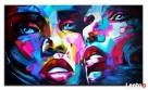 obraz olejny abstrakcja 195x115cm duży wybór Limanowa