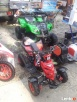 Quad ATV 125 cm3 automat + wsteczny M Pyton PILOT ALARM - 3