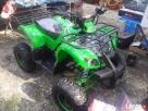 Quad ATV 125 cm3 automat + wsteczny M Pyton PILOT ALARM - 1