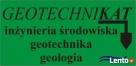 GEOLOG GEOLOGIA BADANIA GEOTECHNICZNE OPINIE