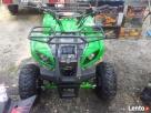 Quad ATV 125 cm3 automat + wsteczny M Pyton PILOT ALARM - 2