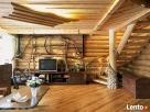 Produkcja, montaz domow z bali, wiat, garazy, sauny Kalisz