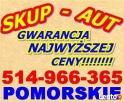 Skup Aut Wejherowo 517266264