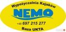 Wypożyczalnia Kajków Nemo Ruciane-Nida