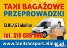 Przeprowadzki, Tani Transport Elbląg, Bagażówka, Transport C - 1