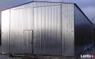 Garaże blaszane HALE WIATY 7x17 WZMOCNIONY BLACHMAR - 1