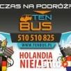 Przewozy Bus Niemcy Holandia Syców Oleśnica Trzebnica Milicz Milicz
