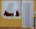 Firanki na okno balkonowe, balkon,taras, szycie firan,firany - 1
