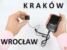 mikrosłuchawka +mikrokamera 3g zasięg glob wynajem 3 miasta Wrocław