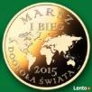Medal Marsz i Bieg Dookoła Świata 2015 Zauważ Mnie 2016 - 2
