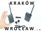 mikrosłuchawka(bez pętli) + minikamera wynajem NOWY sprzęt Wrocław