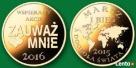 Medal Marsz i Bieg Dookoła Świata 2015 Zauważ Mnie 2016 Rewal