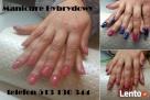 Manicure hybrydowy, stylizacja paznokci, żel, tipsy - 1