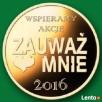 Medal Marsz i Bieg Dookoła Świata 2015 Zauważ Mnie 2016 - 3