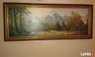 obraz góry 109x 44 cm Gliwice