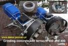 Szlifierka elektryczna do betonu Dekor - 4