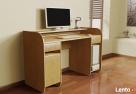 Eleganckie Stylowe biurko komputerowe Detalion - 1