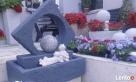 Żaba figurka do ogrodu -betonowa mrozoodporna - 7