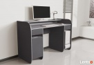 Eleganckie Stylowe biurko komputerowe Detalion - 2