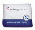 CEMENT BIAŁY - AALBORG white cement - bardzo mocny - 78 MPa - 1