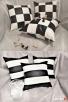 Poduszki dekoracyjne 40x40 z ekoskóry Barcin