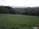 działka z widokiem na góry Lipowa