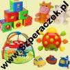 Oferuje tanie zabawki, smoczki, butelki, książki, parasolki, - 1