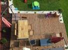 tarasy drewniane zadaszenia balustrady ogrodzenia