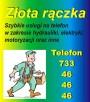 Złota rączka usługi remontowe Warszawa od A do Z