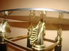 stolik z blatem szklanym - 3