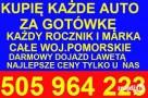 SKUP AUT NOWY DWÓR GDAŃSKI ,STEGNA TEL.505964223 - 2