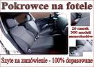 Pokrowce na siedzenia - szyte na zamówienie - DOPASOWANE 100