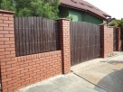 KRISBUD ogrodzenia ogrodzenie z kamienia z klinkieru siatki - 4