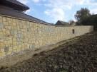 KRISBUD ogrodzenia ogrodzenie z kamienia z klinkieru siatki - 2